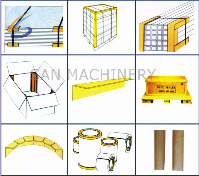 Paper Protector Converting Machines