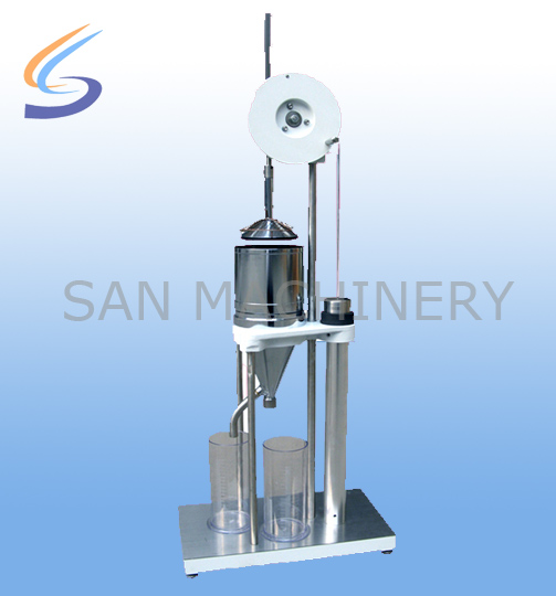 Pulp Beating Freeness Tester
