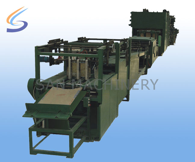 HT Series Paper Tube Making Machine for Paper Bag.